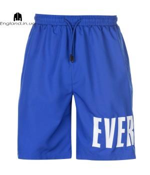 Шорти Everlast сині