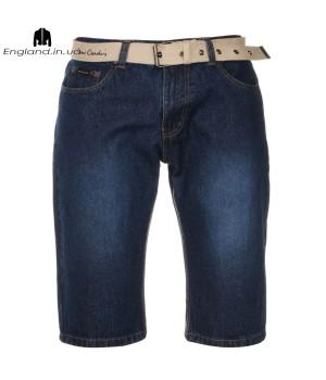 Шорти-бріджі Pierre Cardin джинсові