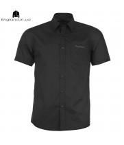 Сорочка Pierre Cardin чорна літня