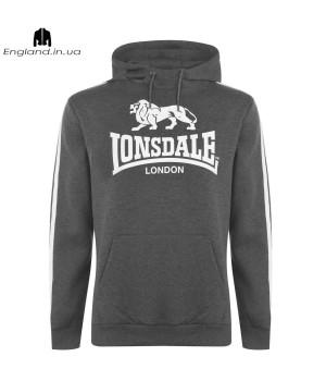 Кофта толстовка чоловіча Lonsdale з Англії - для прогулянок