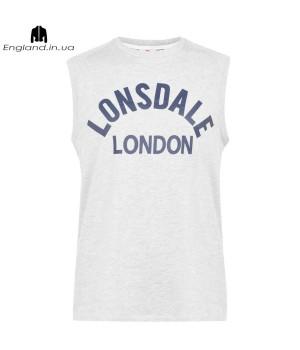Майка чоловіча Lonsdale з Англії - для боксу
